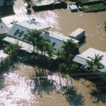 Flood in QLD Australia