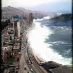 Devastating Tsunami
