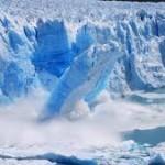 Glaciers Melting Faster