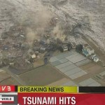 Quake and Tsunami Hit Japan