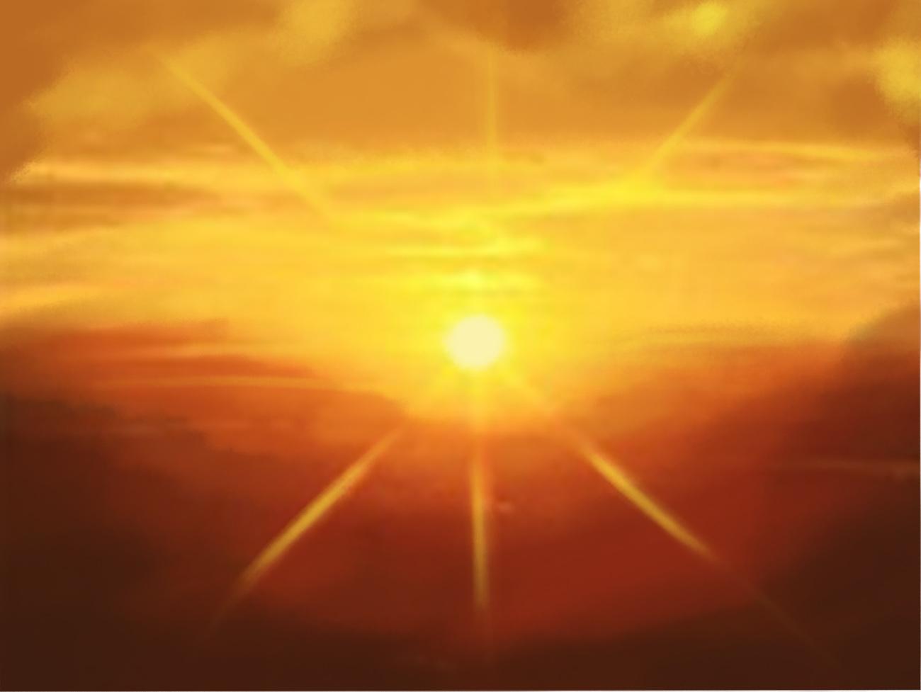 effect of sunlight