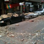Quake Rocks Spain