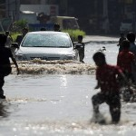 Flood in Pakistan Brings Devastation