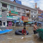Thailand's Worst Flood in 50 Years