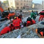 Major Quake Hits Eastern Turkey
