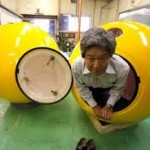 Japan's Floating Capsule for Future Floods