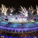 Olympic Games 2012 Opens in London
