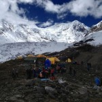 Avalanche in Mount Manaslu Kills Mountaineers