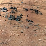 Curiosity in the Amazing Red Planet