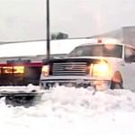 Snow Storm Hits Northeast US