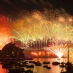 New Year's Eve Around the World