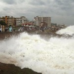 Super Cyclone Phailin Lashes East India