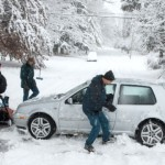 Winter Storms Hit Countries Around the World