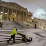 Epic Snow Storm Hits U.S. East Coast