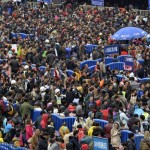 Biggest Human Migration for the Lunar New Year