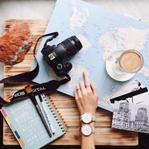 5 things to do before traveling