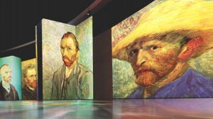 Van Gough Exhibit