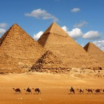 6 Interesting Facts about the Great Pyramids of Giza