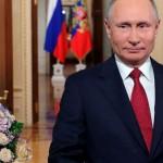 Putin Favors Constitutional Amendment That Would Freeze Presidential Term Limits