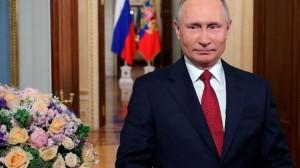 Putin Favors Constitutional Amendment